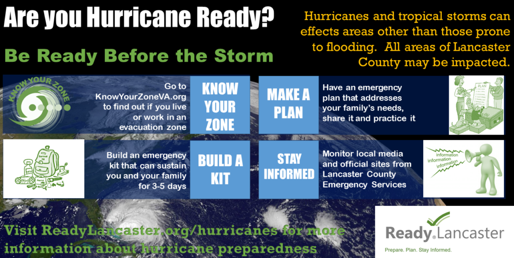 Hurricanes — Lancaster County Emergency Services